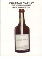 Thèmes. Vins. Jaune Du Jura. Chateau D'Arlay 1928 - Vignes