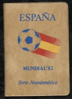 SERIE FDC  MUNDIAL 1982 . - Espagne