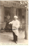 03 - Environs De Vichy - JACOB, Chef Cuisinier Propriétaire De L'ARDOISIÈRE ++++ Édit. Minalone, Vichy +++ TOP / ANIMÉE - Andere Gemeenten