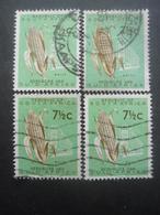AFRIQUE DU SUD N°270 X 4 Oblitéré - Afrique Du Sud (1961-...)