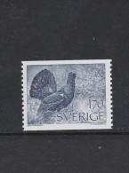 BIRD VOGEL OISEAU - COCK CAPERCAILLIE AUERHAHN - SWEDEN SUEDE SCHWEDEN 1975 - MNH - Cuckoos & Turacos