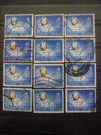 AFRIQUE DU SUD N°323D X 12 Oblitéré - Afrique Du Sud (1961-...)