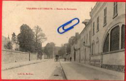 CPA  VILLERS-COTTERETS (Aisnes)  Route De Soissons - ++++++++++++++++ - Villers Cotterets