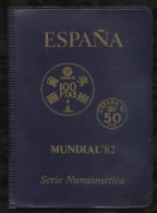 SERIE FDC  MUNDIAL 82. - Espagne