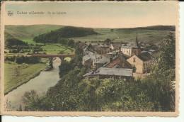 DOHAN SUR SEMOIS VU DU CALVAIRE - Bouillon