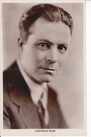 CPA HARRISON FORD  VEDETTE CINEMA  FILM  ACTEUR AMERICAIN REAL PHOTO N°34  1930 - Acteurs