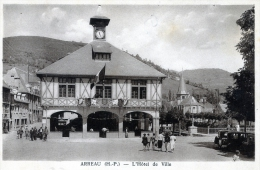 C2060 Arreau - L'Hôtel De Ville - Frankreich