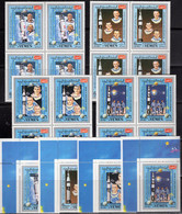 MICHEL Mittel/Südwest-Europa Katalog 2015 Neu 124€ Band 1+2 A CH UN Genf Wien CZ CSR HU ANDORRA AZOR E F GIBRALTAR P MON - Timbres