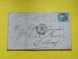 25 C REPUB. FRANC. OBLI. LOSANGE.   30 JUIL. 1874 - 1849-1876: Période Classique