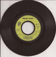 Rolling Stones - It's Only Rock N'Roll - Through The Lonly Nigts  - Sans Pochette - Vinyles