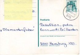 A 909 -  Europa Germania Peine Intero Postale - Peine