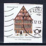 D+ Deutschland 2012 Mi 2970 Fachwerkhaus In Dinkelsbühl - [7] Federal Republic