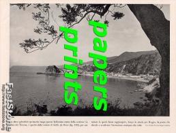 Fotoincisione Doppia CALABRIA, SCILLA: Veduta Da Ovest, CANNITELLO - OTTIMA - Prints & Engravings