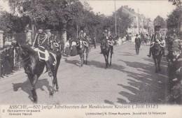 Asse -600 jarige jubelfeesten - Gendarmen te paard