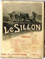 REVUE LE SILLON N° 9 1907   -  PAGE 241 A 280  DANGEREUSE ALLIANCE ETC   MARC SANGNIER - Religion