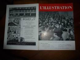 3-10 Janvier 1942 : Japon Attaque Les USA à Pearl-Harbor ;NOËL Du Maréchal Pétain ; Salon Des Prisonniers; Foire PARIS - Zeitungen