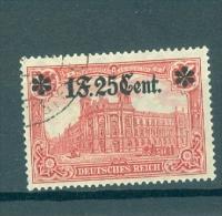 België  Bezetting  N°36  Aan 18% Cote - Guerra '14-'18