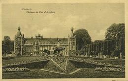 227 - 1913 Louvain Chateau Du Duc D'Aremberg TRAVELLED - Spa