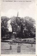 Strud-Haltinne - Eglise Et Ancienne Cour Seigneuriale (plis) - Gesves
