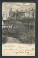 Mont St. Guibert. L'Eglise. Nels Série 79, N°4. Année 1904. - Mont-Saint-Guibert