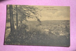 HOMBURG (Allemagne) Pfalz - Blick Von Schlossberg 1919 - Autres