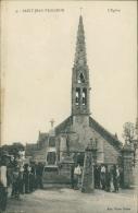 29 SAINT JEAN TROLIMON / L'Eglise / - Saint-Jean-Trolimon