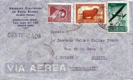 Argentinien Flugpostbrief 1941 - Luftpost