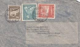 CHILE Flugpostbrief 1948 - Chile