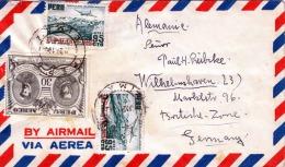 Peru Flugpostbrief 1952? - Peru