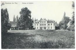 Carte Postale - Environs De Huy - Château De COUTHUIN - CPA   // - Héron