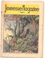 Jeunesse Magazine N°43 (1ère Année) Du 24 Octobre1937 Aventures, Aviation Les Surprises Du Docteur Chapman - Magazines Et Périodiques