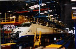 Areliers AVE De La Sagra - 1998 - Trains