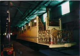 La Baladeuse Panoramique Conservée Au Musée Saint-Constant De Montréal - 1996 - Trains