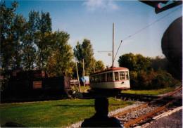 Aau Musée Saint-Constant De Montréal - 1996 - Trains