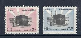 140016639  ARABIA  SAUDITA  YVERT  Nº  474/5  **/MNH - Arabia Saudita