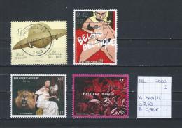 België 2000 - YT 2929/32 Gest./obl./used - Used Stamps