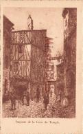 17 -  LA ROCHELLE - Lot De 18 Belles Cpa - Helio Gravure -  Illustration -  Dos Vierge  - Voir Les Scans - La Rochelle