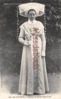 17 -  LA ROCHELLE -  Costume De Mariée Oleronnaise  - Dos Vierge      - Voir 2 Scans - La Rochelle