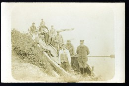 Cpa Carte Photo Du 38 Grenoble Souvenir Du 15 Mai 1916 , Photographie Paul Roux Grenoble     AO61 - Grenoble