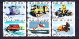 Ross Dependency YT N° 72 à 77 ** - Ross Dependency (New Zealand)