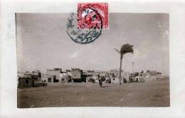 EGYPT Fotokarte 1900? - Ägypten