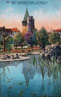 Basel Botanischer Garten (306) - BS Bâle-Ville