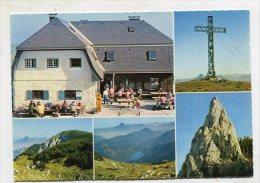 AUSTRIA - AK 209012 Hochleckenhaus 1572 M - ÖAV-Haus - Hochlecken - Brunnkogel - Sonstige