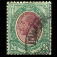 SOUTH AFRICA 1913 - Scott# 13 2.6s 2.6s Used (XV048) - Unclassified