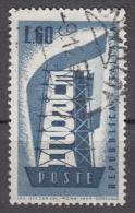 Italy   Scott No.    716     Used      Year   1956 - 6. 1946-.. Republic