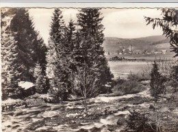 25 - MOUTHE - Méandres De La Source Du Doubs - Au Fond, Mouthe - Mouthe