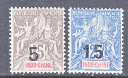 FRENCH INDOCHINA  22-3  * - Indochina (1889-1945)