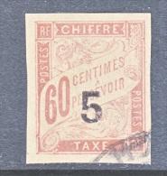FRENCH INDOCHINA  J 1  (o) - Indochine (1889-1945)