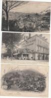 LOURDES VUE GENERALE GRAND HOTEL BEAU SEJOUR - Lourdes