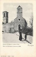 [DC5824] CARTOLINA - PERUGIA - CHIESA S. MATTEO IN CAMPO D'ORTO - PERFETTA - Non Viaggiata - Old Postcar - Perugia